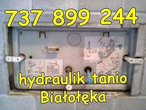 hydraulik tanio Białołęka