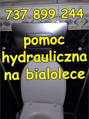 pomoc hydrauliczna na bialolece